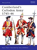 Cumberland's Culloden Army 1745-46 (Men-at-Arms)