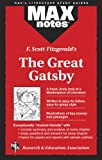 F  Scott Fitzgerald's The Great Gatsby (MAXNotes Literature Guides)