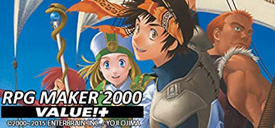 RPG Maker 2000 - Steam Edition [Online Code]