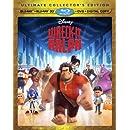 Wreck-It Ralph (Blu-ray 3D/Blu-ray/DVD + Digital Copy)