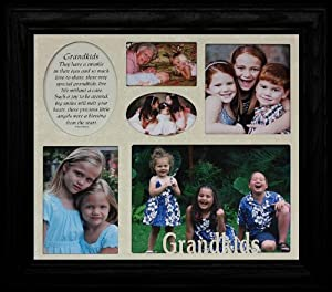 Amazon Com Grandkids Multi Opening Collage Frame