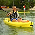 90103 Lifetime Daylite Kayaks with Paddle and Backrest