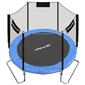 les meilleures ventes trampoline jeux de saut ultrafit jumper trampoline de jardin 251 cm avec. Black Bedroom Furniture Sets. Home Design Ideas