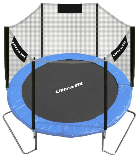 ultrafit by ultrasport gartentrampolin jumper 251 cm inkl. Black Bedroom Furniture Sets. Home Design Ideas