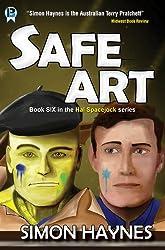 Safe Art (Hal Spacejock Book 6)