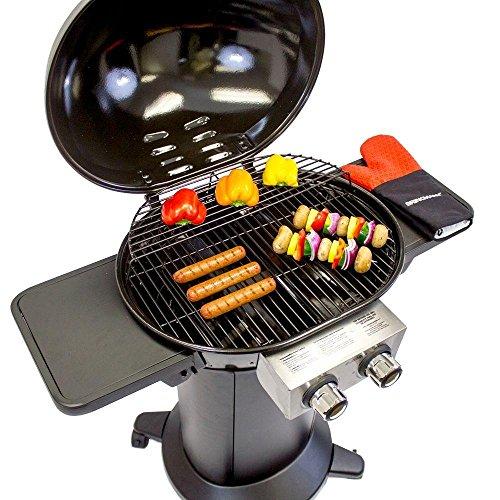 Brinkmann 2 Burner Patio Propane Gas Grill Home Garden
