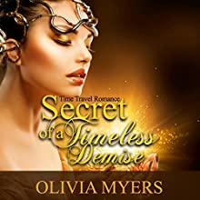 Secret of a Timeless Demise Audiobook by Olivia Myers Narrated by Mark Rossman