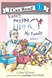 Fancy Nancy: My Family History (I Can Read Book 1)