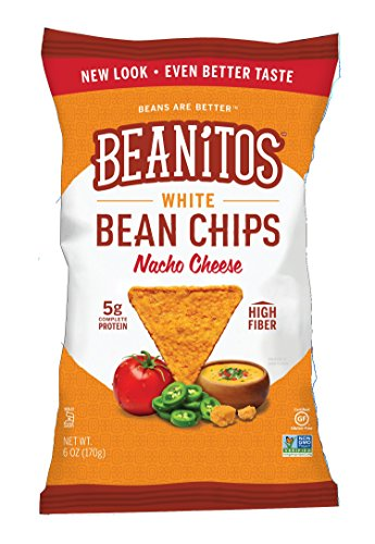 Beanitos White Bean Chips - Nacho Cheese - 6 oz (Nacho Cheese Mix compare prices)