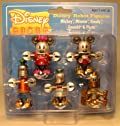 NECA Disney Robot Figures 5-pack