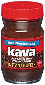 Kava Acid-Neutralized Instant Coffee, 4 Ounce (Pack of 12) from J.M. Smucker Company