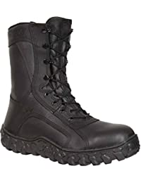 Rocky Men's S2v Flight Ops Steel Toe Tactical Military Boot