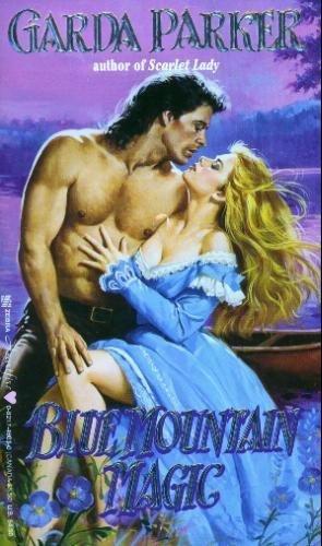 Blue Mountain Magic A Zebra Heartfire Historical Romance border=
