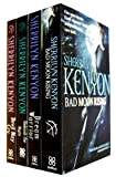 Sherrilyn Kenyon Sherrilyn Kenyon Dark Hunter Collection 4 Books Set Pack RRP £27.96 (A Dark Hunter Novel) (Sherrilyn Kenyon Collection) (One Silent Night, Devil May Cry, Fantasy Lover, Bad Moon Rising)