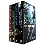 Sherrilyn Kenyon Dark Hunter Collection 4 Books Set Pack RRP �27.96 (A Dark Hunter Novel) (Sherrilyn Kenyon Collection) (One Silent Night, Devil May Cry, Fantasy Lover, Bad Moon Rising)by Sherrilyn Kenyon