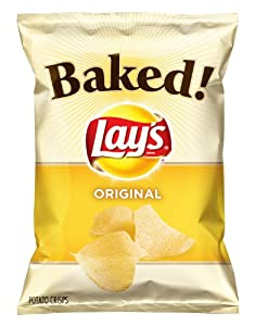 Lay's Baked Potato Crisps, Original, 1.38 Ounce (Pack of 12)