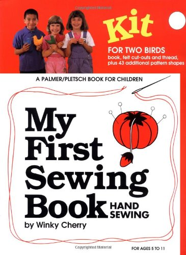 My First Sewing Book Hand Sewing093527877X