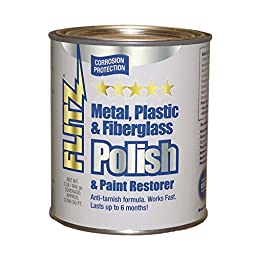 Flitz Polish - Paste - 2.0 lb. Quart Can