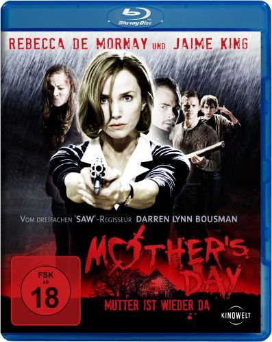 Mother's Day - Mutter ist wieder da [Blu-ray]
