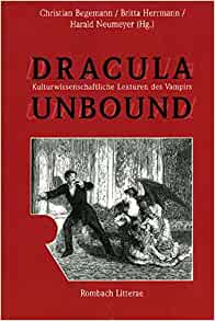 Dracula unbound britta herrmann harald neumeyer for Britta herrmann