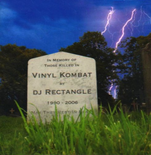 DJ Rectangle - Vinyl Kombat (1996)