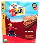 Clif Kid Organic Z Bar Variety Pack 36 Count