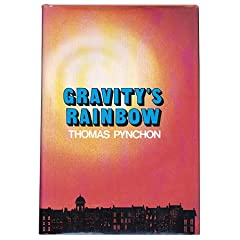 Gravity's Rainbow cover