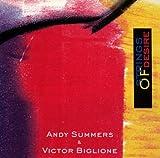 echange, troc Summers Andy / Biglione Victor - Strings Of Desire