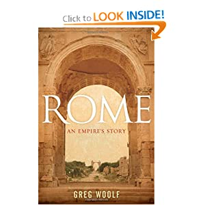 Rome: An Empire's Story by Greg Woolf