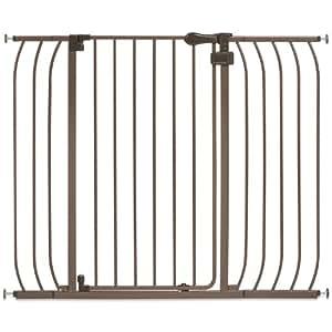Summer Infant Multi-Use Extra Tall Walk-Thru Gate, Antique Bronze