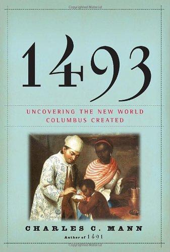 1493 by Charles Mann