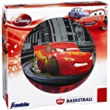 Franklin Sports Disney/Pixar Cars Mini Rubber Basketball
