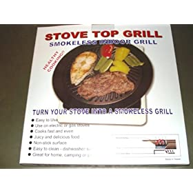 Stove Top Grill-As Seen on TV-Original