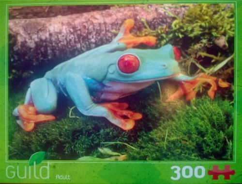 Guild 300 - Blue Tree Frog