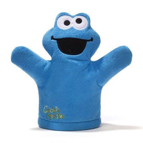 Gund Sesame Street Cookie Puppet Plush