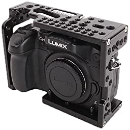 D Focus Systems 515 Cage for Panasonic GH4/GH3 (Black)