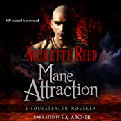 Mane Attraction: A Soulstealer Novella, Book 1.5 | Nicolette Reed