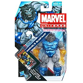 Marvel's Blastaar Marvel Universe #024 Variant Action Figure
