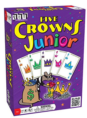 Five Crowns Junior: Kids style rummy - 1