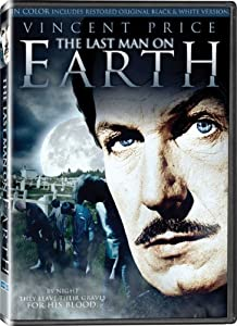 """Cover of """"The Last Man on Earth"""""""