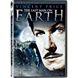 The Last Man on Earth - In COLOR! Also Includes the Original Black-and-White Version which has been Beautifully Restored and Enhanced! ~ Vincent Price