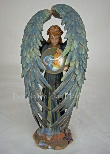 Kindred Spirit Fairy Statue Figurine Angel by Sheila Wolk