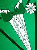 Irish St.Patrick's Day Tuxedo Shirt #54