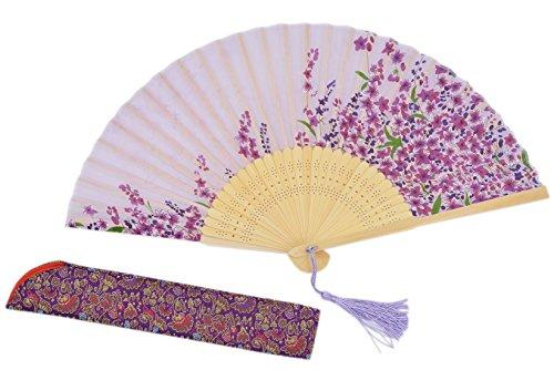 Amajiji® Charming Elegant Modern Woman Handmade Bamboo Silk 8.27