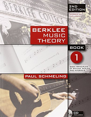 Berklee Music Theory Book 1