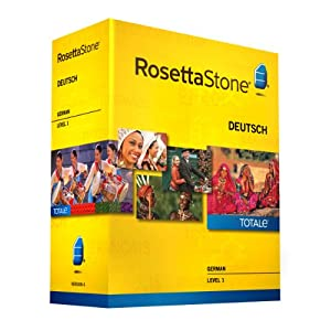 Gold Box Deal of the Day: Save up to 35% on Rosetta Stone Language-Learning Software
