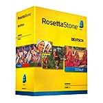 Learn German: Rosetta Stone German – Level 1