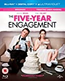 The Five Year Engagement (Blu-ray + Digital Copy + UV Copy)