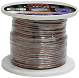 Pyle PSC1850 18-Gauge 50-Feet Spool of High Quality Speaker...