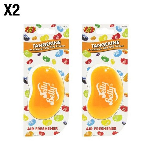 jelly-belly-tangerine-flavour-3d-hanging-car-office-air-freshener-2-pack-twin-pack